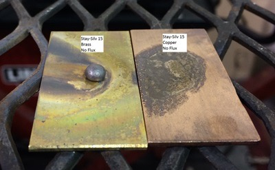 Flux Brazing Solder Welding Copper Brass